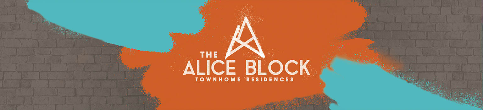 The Alice Block, Townhomes, Guelph, ON