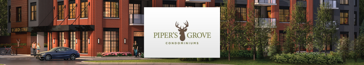 Piper's Grove | Ayr Condominiums | Reid's Heritage Homes