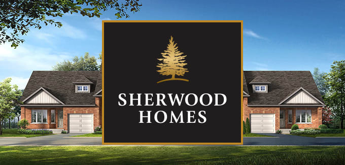 Sherwood Homes, a partner of Reid's Heritage Homes