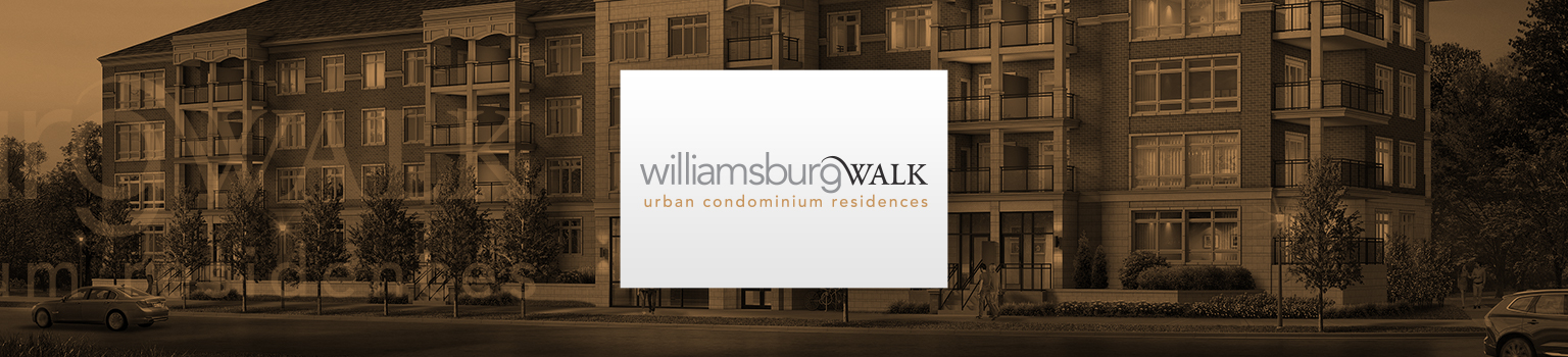 Williamsburg Walk Condominium, Kitchener Ontario